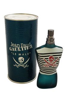 Le Male by Jean Paul Gaultier for Men - 4.2 oz EDT Spray (Collector Edition)