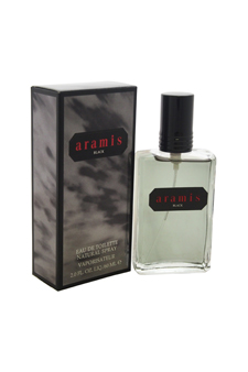 Aramis Black  men 2oz EDT Spray