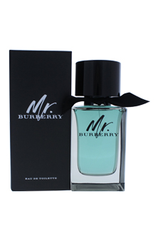 Mr. Burberry  men 3.3oz EDT Spray