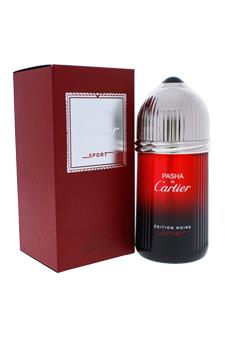 Pasha De Cartier Edition Noire Sport  men 3.3oz EDT Spray