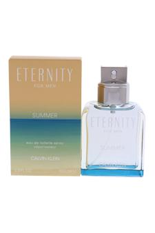 Calvin Klein Eternity Summer  men 3.4oz EDT Spray