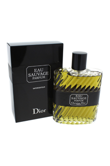 Christian Dior Eau Sauvage Parfum  men 6.7oz Parfum Spray