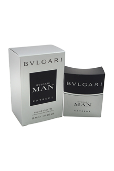 Bvlgari Man Extreme  men 1oz EDT Spray