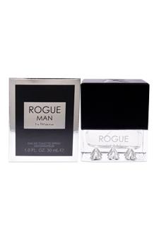 Rogue Man by Rihanna for Men - 1 oz EDT Spray