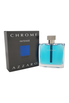 Loris Azzaro Chrome Intense  men 3.4oz EDT Spray