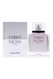 Calvin Klein Eternity Now  men 3.4oz EDT Spray