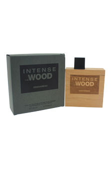 He Wood Intense by Dsquared2 for Men - 3.4 oz EDT Spray