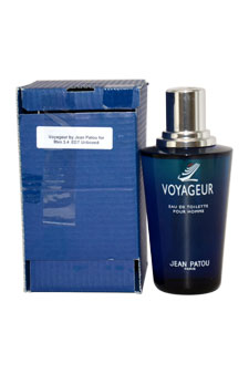 Voyageur by Jean Patou for Men - 3.4 oz EDT Spray (Unboxed)