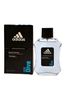 Adidas Ice Dive by Adidas for Men - 3.4 oz EDT Spray (Unboxed)