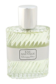 Eau Sauvage by Christian Dior for Men - 1.7 oz EDT Spray