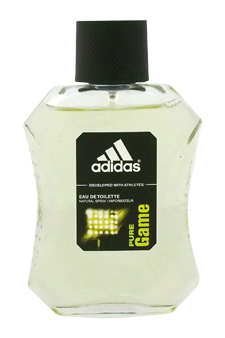 Adidas Pure Game  men 3.4oz EDT Spray (Unboxed)