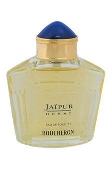 Boucheron Jaipur Homme 3.3oz EDT Spray (Unboxed)