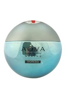 Bvlgari Aqva Marine Toniq  men 3.4oz EDT Spray (Unboxed)