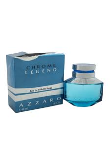 Loris Azzaro Chrome Legend  men 1.4oz EDT Spray (Unboxed)