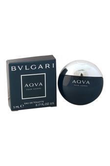 Bvlgari Aqva by Bvlgari for Men - 5 ml EDT Splash (Mini)