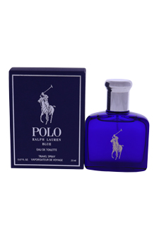 Polo Blue by Ralph Lauren for Men - 15 ml EDT Splash (Mini)