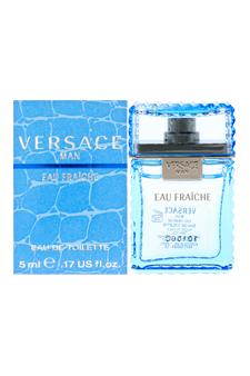 Versace Man Eau Fraiche by Versace for Men - 5 ml EDT Splash (Mini)