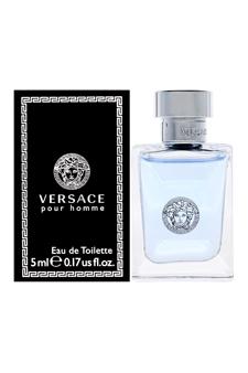 Versace Pour Homme by Versace for Men - 5 ml EDT Splash (Mini)