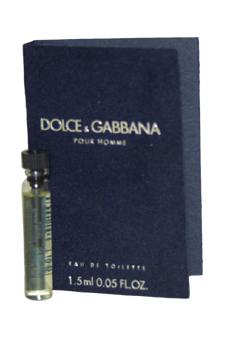 Dolce & Gabbana Dolce & Gabbana 1.5 ml EDT Splash (Vial) $ 4.99