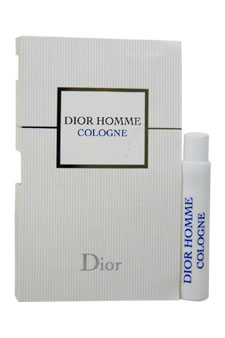 Dior Homme Cologne by Christian Dior for Men - 0.03 oz Natural Spray Vial (Mini)