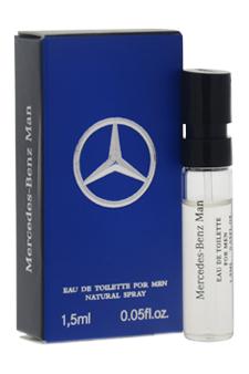Mercedes-Benz Man by Mercedes-Benz for Men - 0.05 oz EDT Spray Vial (Mini)