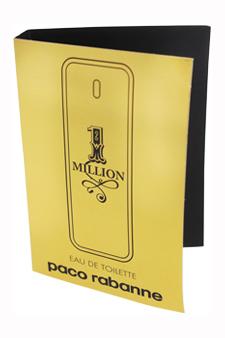 1 Million by Paco Rabanne for Men - 0.05 oz EDT Spray Vial (Mini)