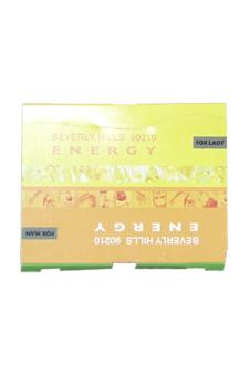 90210 Energy by Giorgio Beverly Hills for Unisex - 2 x 2 ml EDT Splash Vial (Mini)