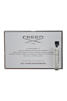 Creed Love In Black by Creed for Unisex - 2.5 ml Millesime Splash Vial (Mini)