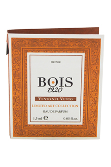 Vento Nel Vento by Bois 1920 for Unisex - 0.05 oz EDP Splash Vial (Mini)