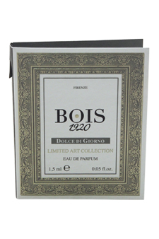 Dolce Di Giorno by Bois 1920 for Unisex - 0.05 oz EDP Splash Vial (Mini)