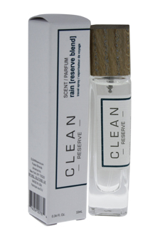 Reserve Rain by Clean for Unisex - 0.34 oz EDP Spray ( Mini)