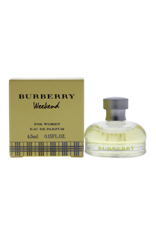 Burberry Weekend by Burberry for Women - 5 ml EDP Splash (Mini)