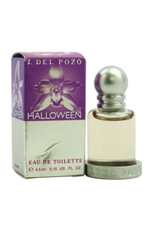 Halloween by J. Del Pozo for Women - 0.17 oz EDT Splash (Mini)