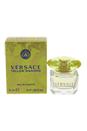 Versace Yellow Diamond by Versace for Women - 0.17 oz EDT Splash (Mini)