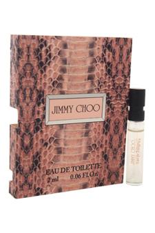 Jimmy Choo by Jimmy Choo for Women - 0.06 oz EDT Spray Vial (Mini)