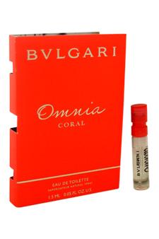 Bvlgari Omnia Coral women 0.05oz EDT Spray