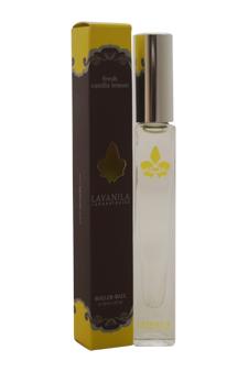 The Healthy Fragrance - Fresh Vanilla Lemon by Lavanila for Women - 0.32 oz Roller-Ball (Mini)