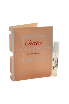 La Panthere by Cartier for Women - 1.5 ml EDP Spray Vial (Mini)
