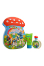 The Smurfs Grouchy by First American Brands for Kids - 2 Pc Gift Set 1.7oz EDT Spray,2.5oz Bubble Bath