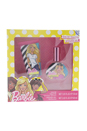 Barbie by Mattel for Kids - 2 Pc Gift Set 1.01oz EDT Spray, 2.03oz Shower Gel