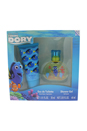 Finding Dory by Disney for Kids - 2 Pc Gift Set 1.01oz EDT Spray, 2.03oz Shower Gel