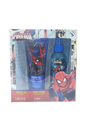 Ultimate Spider Man by Marvel for Kids - 2 Pc Gift Set 5.1oz Shower Gel, 5.1oz Body Spray