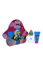 The Smurfs Blue Style Smurfette by First American Brands for Kids - 2 Pc Gift Set 1.7oz EDT Spray, 2.5oz Shower Gel