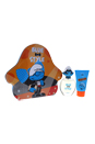 The Smurfs Blue Style Brainy by First American Brands for Kids - 2 Pc Gift Set 1.7oz EDT Spray, 2.5oz Shower Gel
