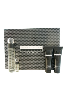 Reserve by Perry Ellis for Men - 4 pc Gift Set 3.4oz edt spr