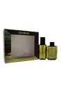 Quorum by Antonio Puig for Men - 2 Pc Gift Set 3.4oz EDT Spray, 3.4oz After Shave Lotion