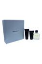 Dolce & Gabbana by Dolce & Gabbana for Men - 3 Pc Gift Set 4.2oz EDT Spray, 1.7oz Shower Gel, 3.3oz After Shave Balm