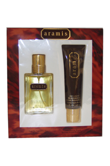 Aramis by Aramis for Men - 2 Pc Gift Set 3.4oz EDT Spray, 3.4oz Advanced Moisturizing After Shave Balm