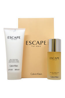 by Escape for Men - 2 pc Gift Set
