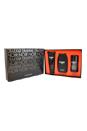 Drakkar Noir by Guy Laroche for Men - 3 Pc Gift Set 3.4oz EDT Spray, 1.7oz After Shave Balm, 2.6oz Alcohol-Free Deodorant